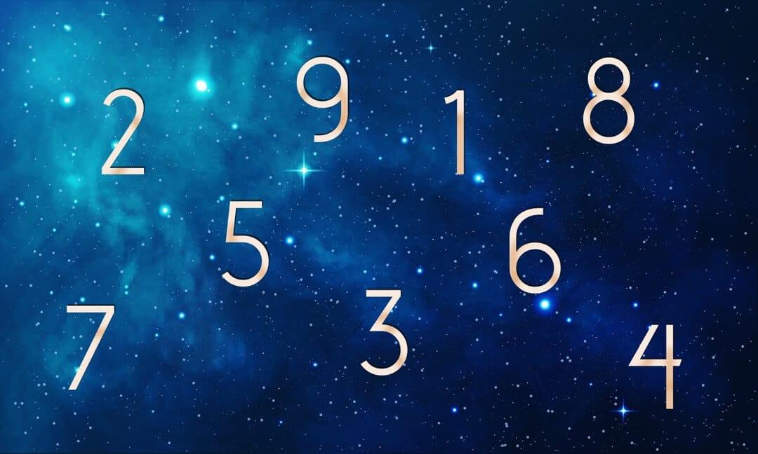 Numerologie Bedeutung der Zahlen
