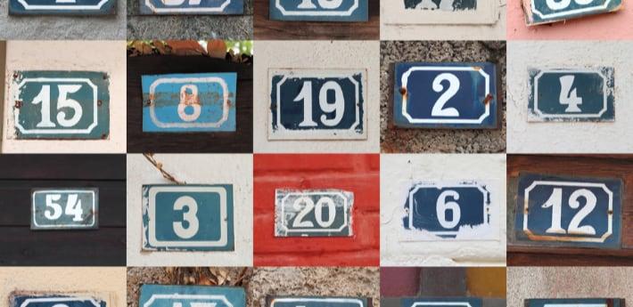 Die Bedeutung von Hausnummern in der Numerologie - Numerologie